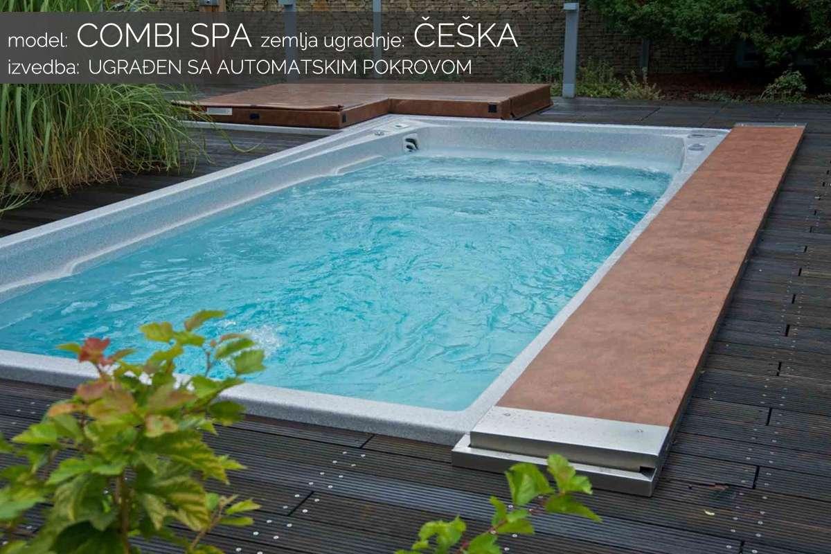 Combi spa - Češka