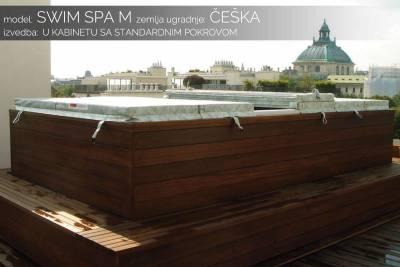 Swim spa - Češka