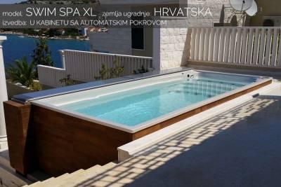 Swim spa - Hrvatska