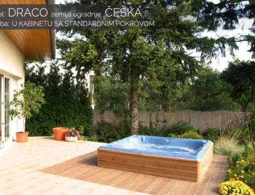 Hidromasažni bazen Draco – Češka