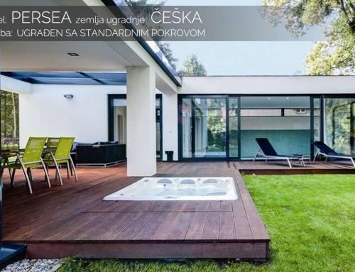 Hidromasažni bazen Persea – Češka